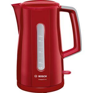 Image for Bosch TWK3A014 CompactClass kabellloser Wasserkocher