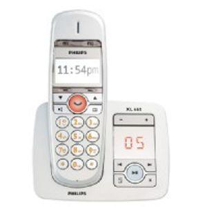 Image for Philips XL665 Analog-Telefon