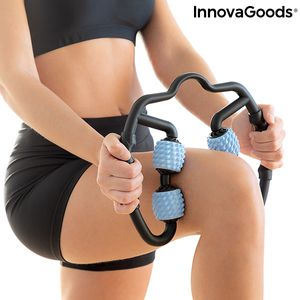 Image for InnovaGoods Muskel-Selbstmassagegerät mit Rollen Rolax