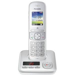 Image for Panasonic Schnurlostelefon KX-TGH720GG mit Anrufbeantworter