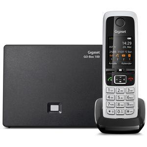 Image for Gigaset C430A GO - Schnurlostelefon mit Anrufbeantworter - Analog und IP-Telefon
