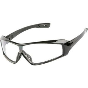 Image for Hausmarke Schutzbrille DIN EN 166 mit weichem Nasensteg
