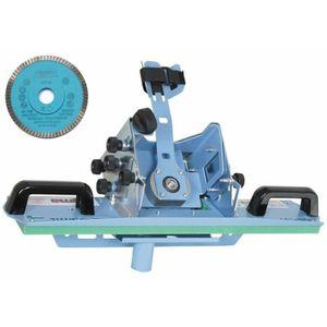 Image for Sigma Fliesenbearbeitung Sockelfliesen Anfasmaschine M14 Sigma Jolly Edge 37A2D