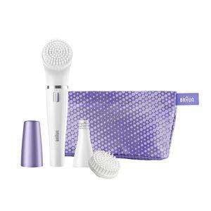 Image for Braun FaceSpa 832N Pure Beauty Gesichtsepilierer & Reinigungsbürste für alle Hauttypen