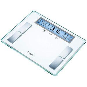 Image for Beurer BG 51 Diagnosewaage XXL Glaswaage bis 200 kg Tragkraft