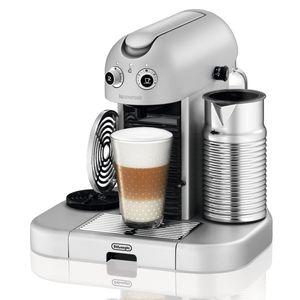 Image for De'Longhi EN 470 Nespresso Sae Gran Maestria Kapselmaschine mit Milchaufschäumer