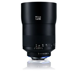 Image for Carl Zeiss 85 mm / F 1.4 MILVUS ZF.2