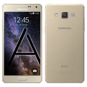 Image for Samsung Galaxy A5 Duos gold