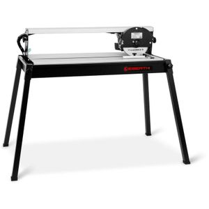 Image for EBERTH 620 mm elektrische Fliesenschneidemaschine mit Laser stufenlos schwenkbar bis 45°
