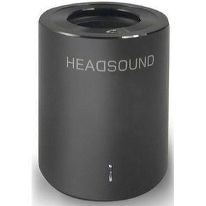 Image for Headsound TUBE schwarz