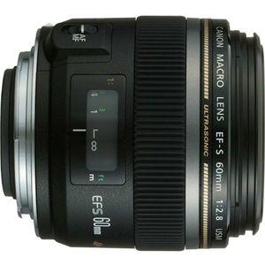 Image for Canon EF-S 60mm f/2.8 USM Makro Objektiv *Aktion*