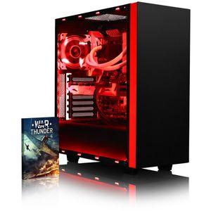 Image for VIBOX Voxel GS550-181 Gaming PC Computer mit Spiel Bundle