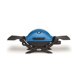 Image for Weber Grill Q 1200 Blue Gasgrillwagen