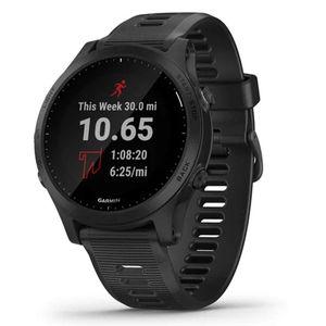 Image for Garmin Forerunner 945 Triathlon GPS/Schiefer Smartwatch Unisex