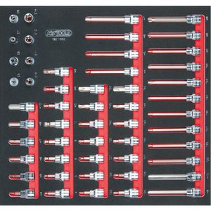 Image for SCS CHROMEplus 3-8'' Steckschlüssel-Satz