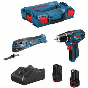 Image for Bosch Professional Kit 12V B12GSRGOP2bat3a-40