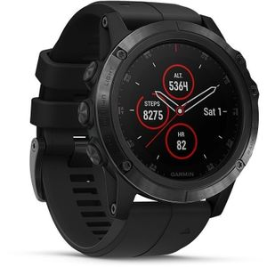 Image for Garmin fenix 5X Plus Saphir Smartwatch GPS