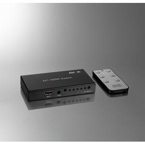 Image for Celexon HDMI 2.0 Switch 4x1