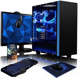 Image for VIBOX Voxel GS550-105 Gaming PC Computer mit Spiel Bundle