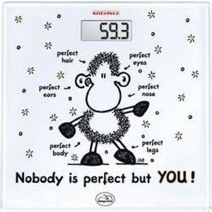 Image for Soehnle 63345 Sheepworld Nobody IS Perfect