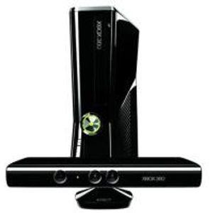 Image for Microsoft XB360 Slim 250 GB + Kinect