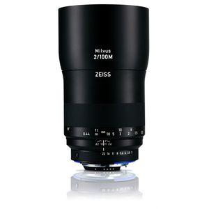 Image for CARL ZEISS Milvus 2-100M - ZF.2 Nikon Objektiv