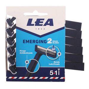Image for Lea Emerging 2 Klingen 6 x Einwegrasierer