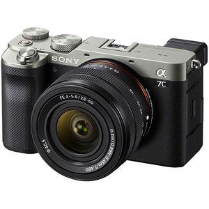 Image for Sony Alpha 7C Vollformat-Systemkamera