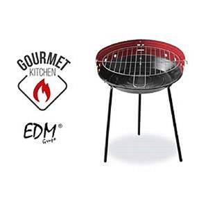 Image for EDM Barbecue Holzkohlegrill Standgrill