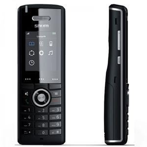 Image for Snom M65 VoIP-Telefon schwarz