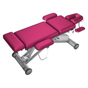 Image for HWK Therapieliege Solid A8 Dynamic nach Dr. Ackermann Massageliege Praxisliege 52 cm