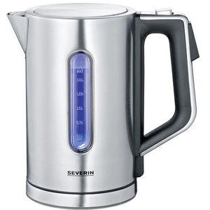 Image for SEVERIN WK 3418 Digitaler Wasserkocher mit Fast-Boil-Power und individueller Temperaturauswahl