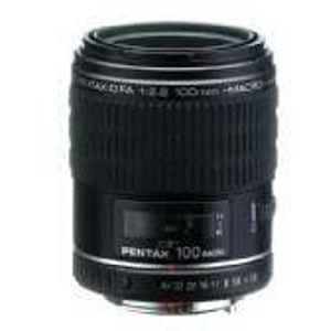 Image for Pentax 100 mm / F 2.8 Smc D FA Macro für Pentax K