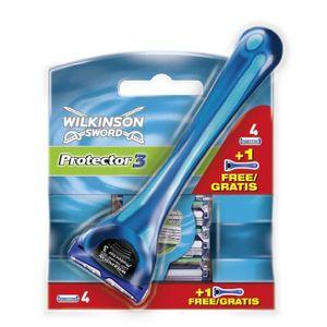 Image for Wilkinson Protector 3 + 4 Rasierklingen