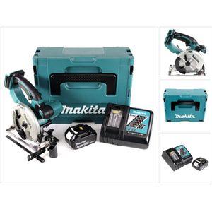 Image for Makita DSS 501 RG1J 18V Li-ion Akku-Handkreissäge im Makpac + 1x 6