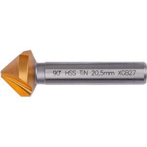 Image for GSR - Kegelsenker CBN DIN335 C-90° HSSG-TiN 6 mm