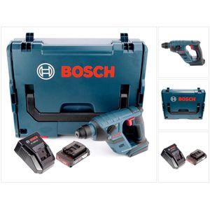 Image for Bosch Professional GBH 18 V-Li Compact Bohrhammer + L-Boxx + 1x Akku 2