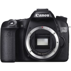 Image for Canon EOS 70D 18-55 / 3.5-5.6 EF-S IS STM