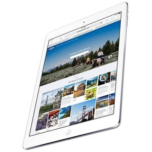 Image for Apple iPad Air Wi-Fi 32GB silber