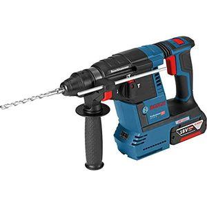 Image for Bosch Professional GBH 18V-26 Akku-Bohrhammer mit 2 Akku in L-Boxx