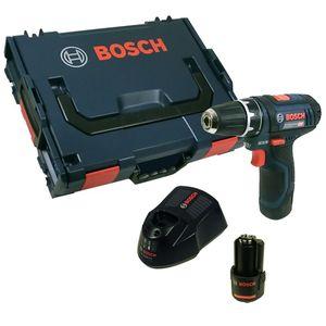 Image for Bosch Professional GSR 12 V-15 Akku - Bohrschrauber - 2 x Akku 2