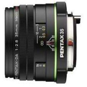 Image for Pentax 35mm f/2.8 Smc DA Makro Limited Edition