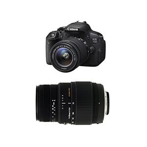 Image for Canon EOS 700D / Rebel T5I / EOS KISS X7I 18-55 / 3.5-5.6 EF-S IS STM