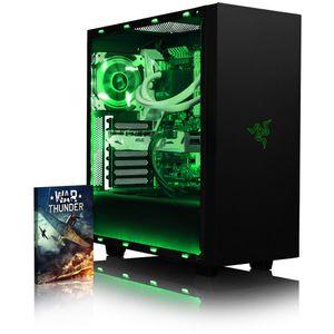 Image for VIBOX Voxel GS550-327 Gaming PC Computer mit Spiel Bundle