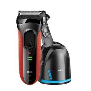 Image for Braun Series 3 3050cc ProSkin Elektrorasierer mit Reinigungs- und Ladestation
