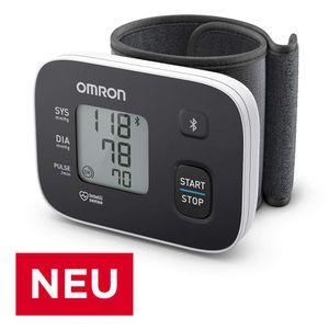 Image for Omron RS3 Intelli IT Handgelenk-Blutdruckmessgerät mit Bluetooth-Funktion für zu Hause und unterwegs
