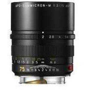 Image for Leica 75mm f/2.0 APO-Summicron-M Asph.
