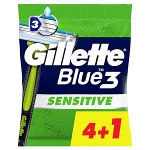 Image for Gillette Blue3 Sensitive Einweg Rasierklingen für Männer