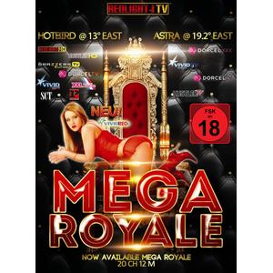 Image for Redlight MEGA Elite ROYALE 13 Sender Viaccess Karte - Laufzeit 12 Monate