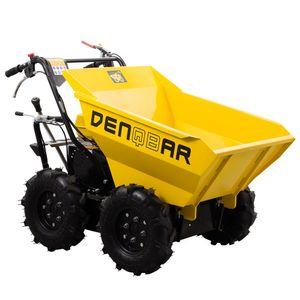 Image for DENQBAR Mini Dumper mit Allradantrieb und 300 kg Nutzlast DQ-0289